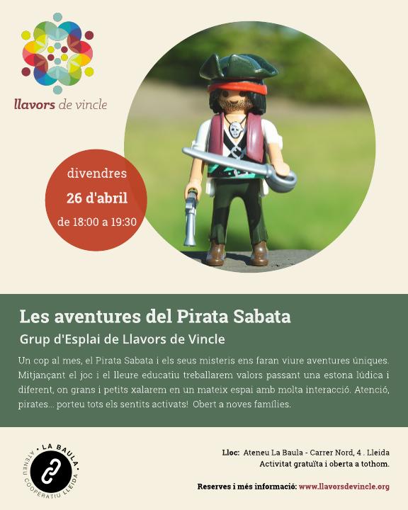 Les aventures del Pirata Sabata