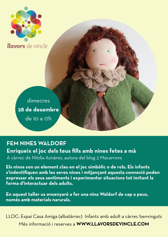Fem nines waldorf