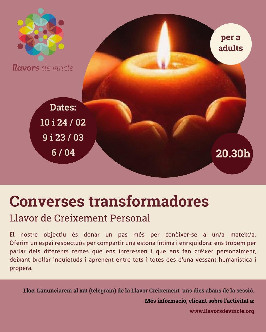 Converses transformadores