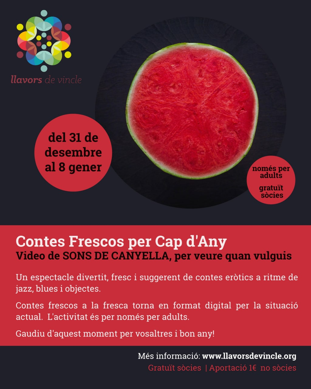 Contes Frescos per Cap d'Any