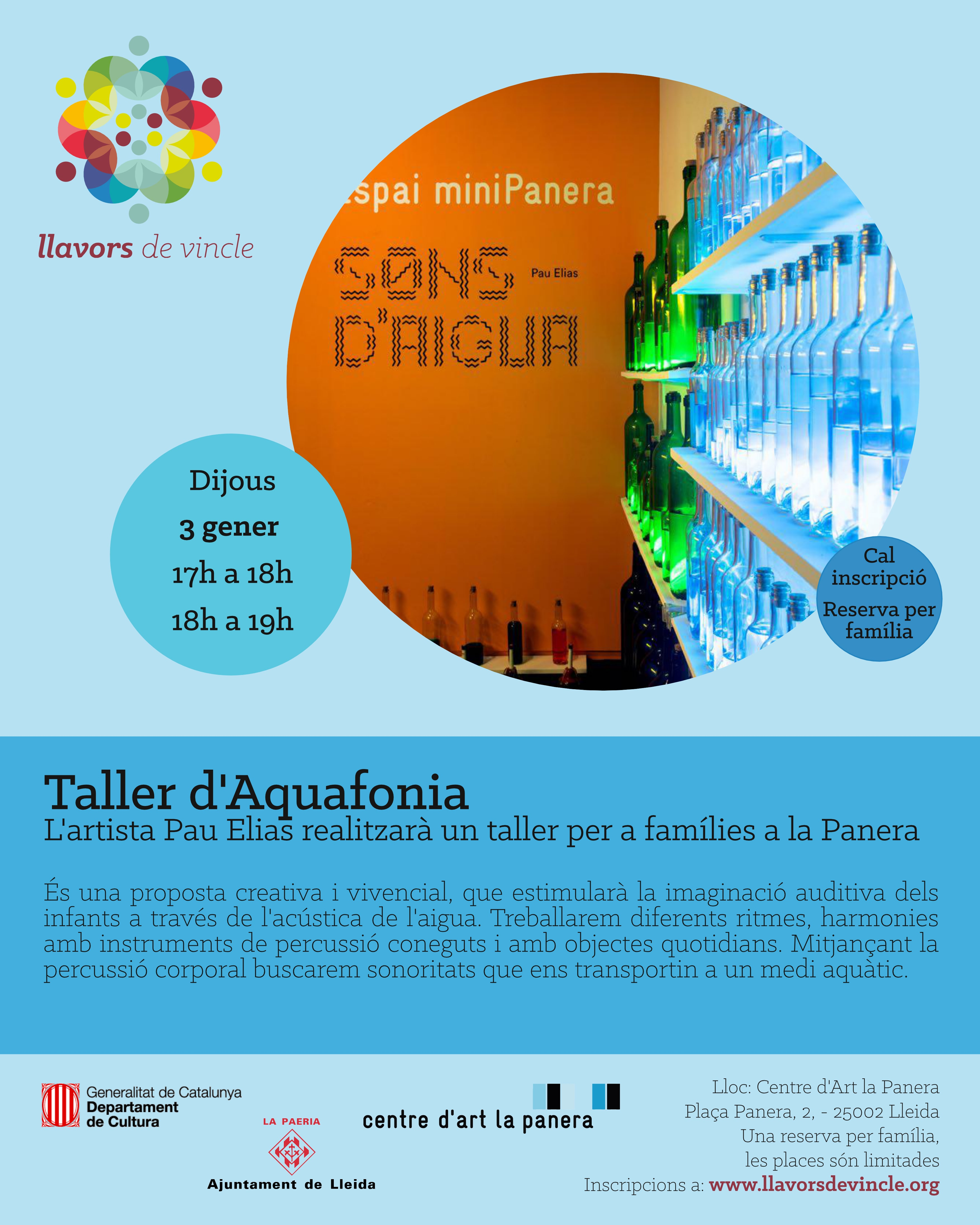 Taller d'Aquafonia