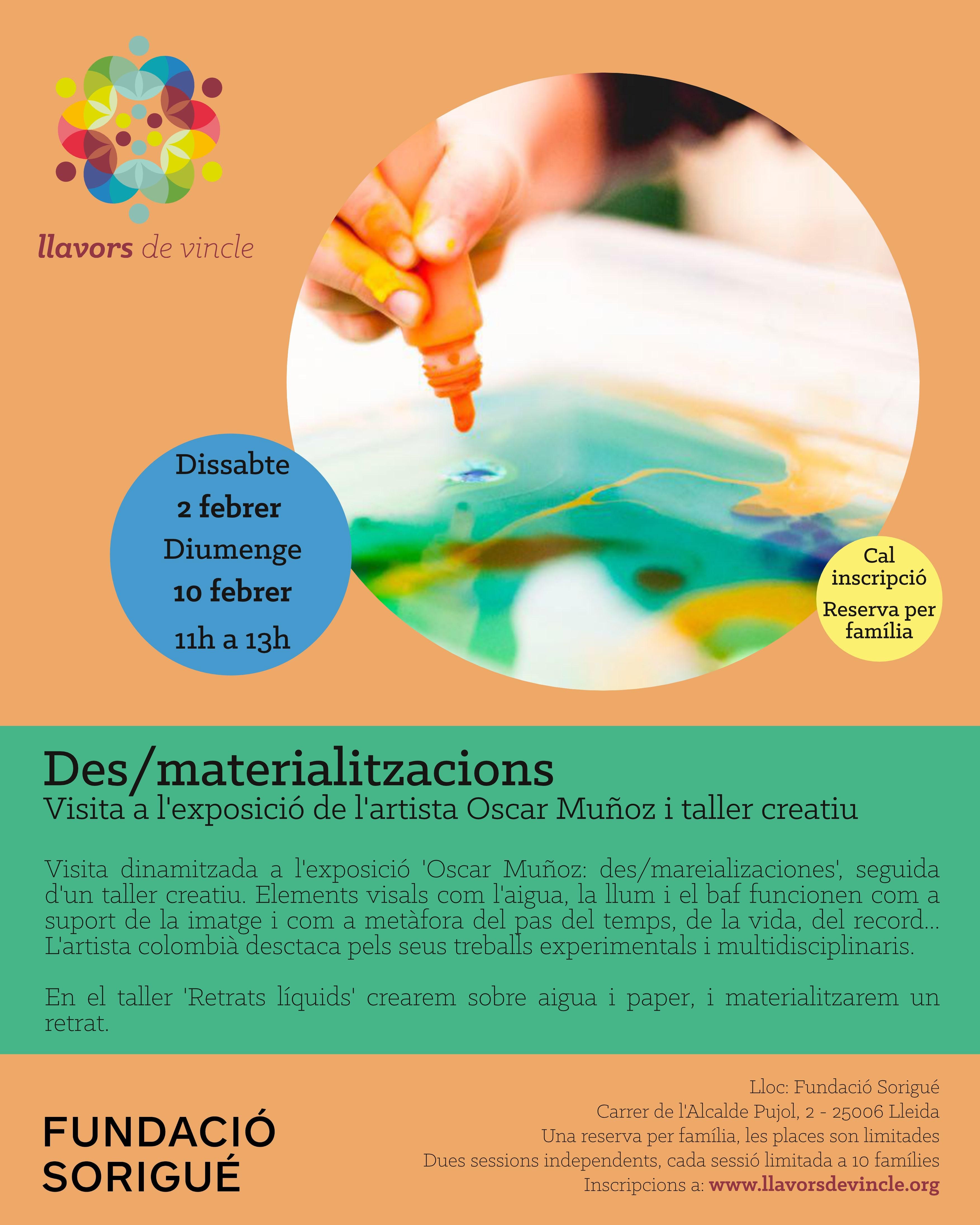 Des/materialitzacions